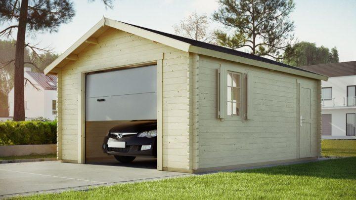 Que penser d'un garage bois en kit?